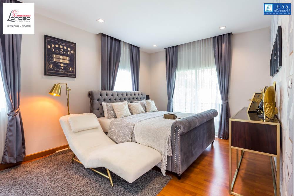 Craftห้องนอนMasterbedroomบ้านแลนซีโอคริปเพชรเกษม-ยอ