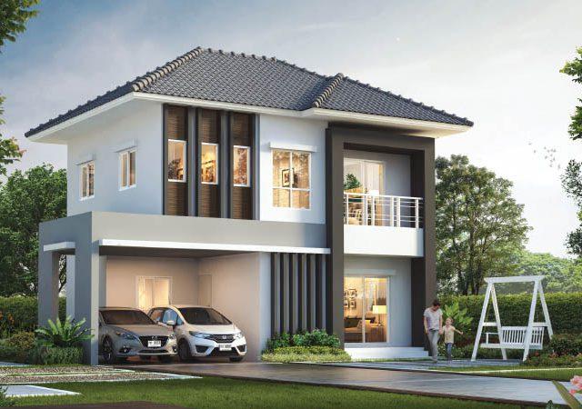 Lalin-ลลิลLalin-Town-Lanceo-CRIB-บ้านเดี่ยว-บ้านแฝด-บ้านแนวคิดใหม่-รังสิต-คลอง2