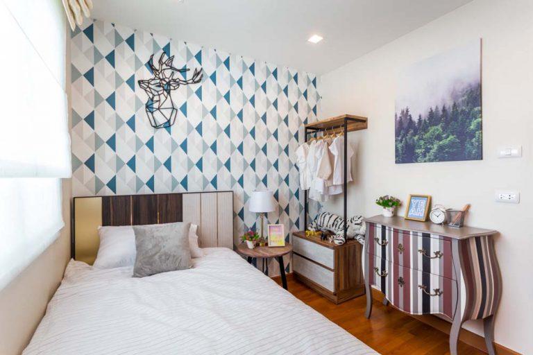 Cherish ห้องนอนที่2 ทาวน์โฮม Lio Bliss รัตนาธิเบศร์-บางใหญ่2