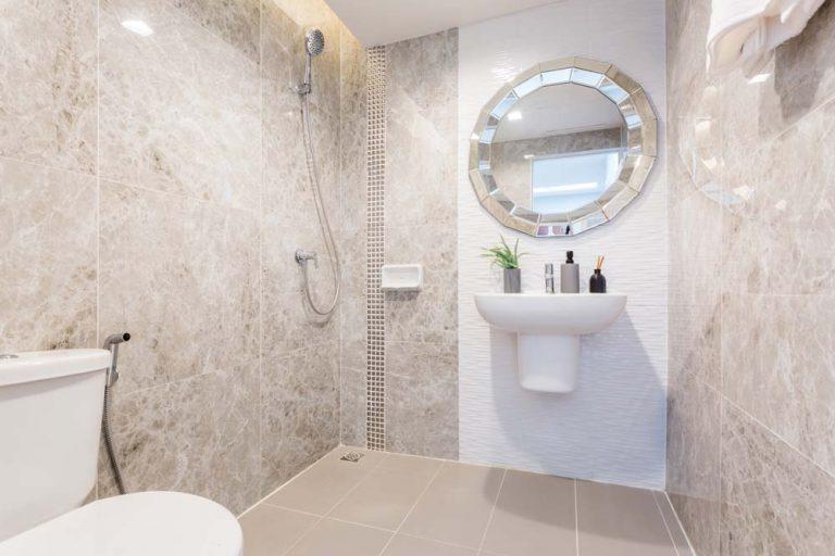 Cher ห้องน้ำ ทาวน์โฮม Lio Bliss รัตนาธิเบศร์-บางใหญ่