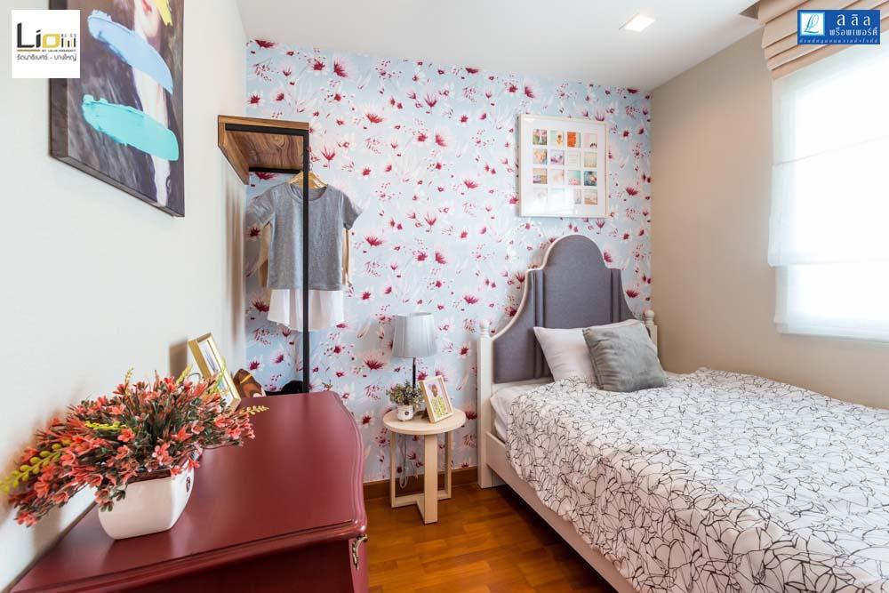 Cherish ห้องนอนที่3 ทาวน์โฮม Lio Bliss รัตนาธิเบศร์-บางใหญ่