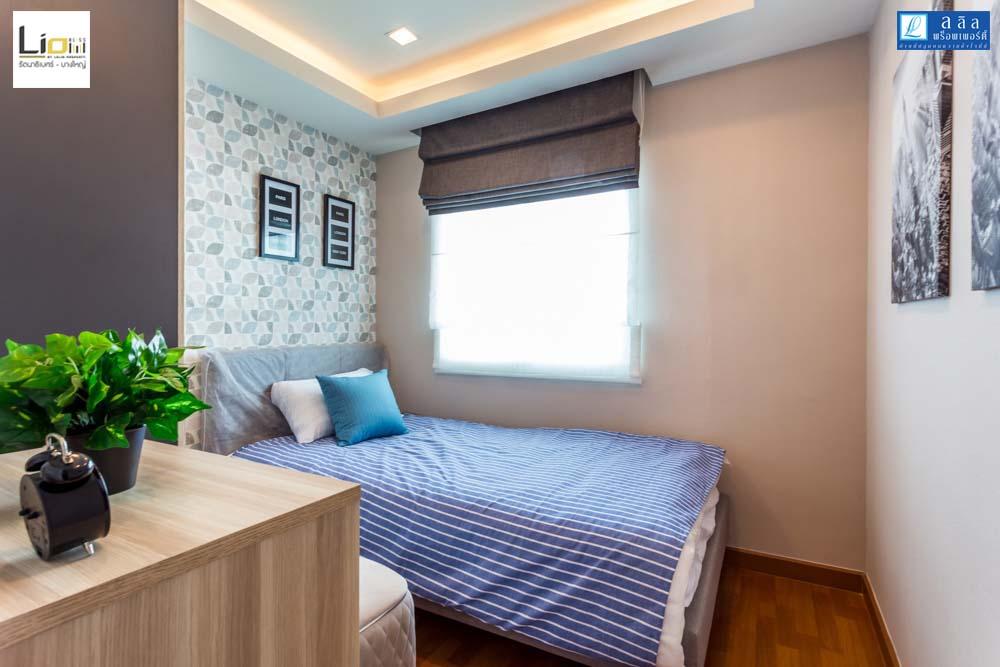 Cher ห้องนอนที่2 Master bedroom ทาวน์โฮม Lio Bliss รัตนาธิเบศร์-บางใหญ่