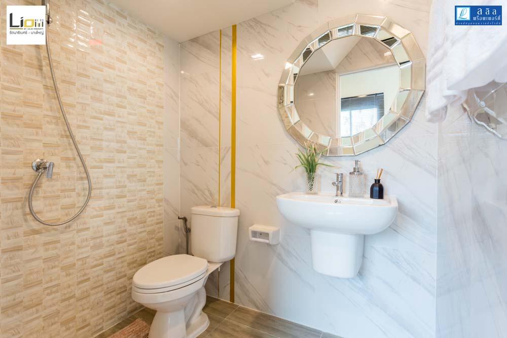 Cherish ห้องน้ำ ทาวน์โฮม Lio Bliss รัตนาธิเบศร์-บางใหญ่1