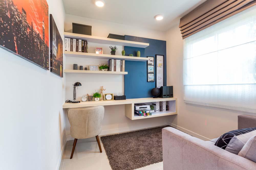 Cherish ห้องนอนที่4โครงการทาวน์โฮม Lio Bliss รัตนาธิเบศร์-บางใหญ่